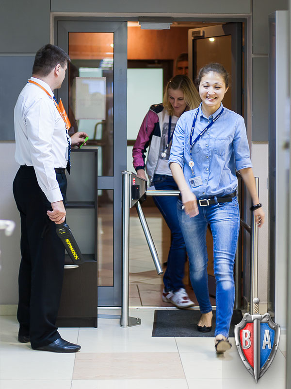вакансии охранника в офисе москва